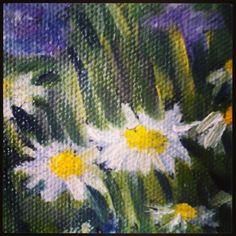 """The Gardens""Series, original, oil on canvas, 16x20.  #art, #impressionist"
