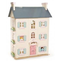 Cherry Tree Hall Dollhouse