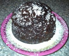 Быстрые завтраки: шоколадный кекс в микроволновке за 5 минут