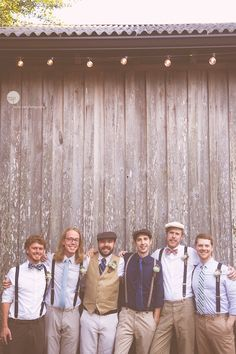 Groomsmen. Cotton Dock at Boone Hall. Photo by Taylor Rae Photography
