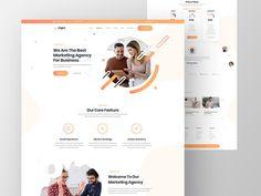 Simple Website Design, Site Web Design, Website Design Layout, Website Design Inspiration, Website Ideas, Ux Design, Site Internet, Marketing Digital, Online Marketing