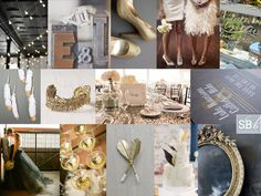 Inspiration Board: Birds of a Feather | SouthBound Bride