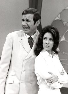 Deana Martin with Paul Lynde #TBT #Bewitched #ByeByeBirdie