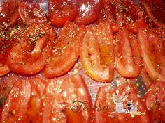 Conserva de Tomates – Confit - Teretetê na Cozinha