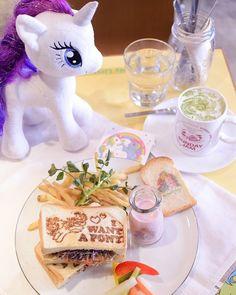 My Little Pony X Sunday Jam Cafe