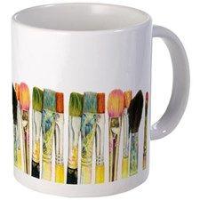 ACEO Art Mug for