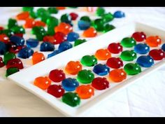 A Really Easy Recipe To Make Sour Gummy Candy