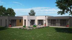 La maison toit plat : nos 15 modèles coups de cœur !