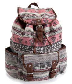 Southwest Tribal Backpack - Aeropostale