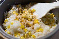 バター醤油風味のとうもろこしご飯 by 菅田奈海 | レシピサイト「Nadia | ナディア」プロの料理を無料で検索
