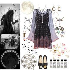 Witch gear