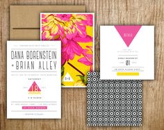 Flowers + Tringles + Geometrics = AWESOME