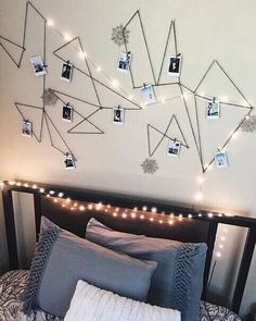 OMG I want this in my room! Bedroom Ideas For Teen Girls Tumblr, Tumblr Bedroom, Tumblr Rooms, Teen Girl Bedrooms, Teen Bedroom, Dream Bedroom, Uo Home, Home By, My New Room