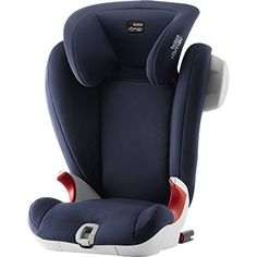 Buy Britax Romer KIDFIX SL Group Car Seat - Moonlight Blue at Argos. Thousands of products for same day delivery or fast store collection. Britax Romer, Booster Car Seat, Travel Outfit Summer, Travel Clothes Women, Black Series, Prams, Oversized Chair, Kind Mode, Baby Car Seats