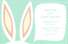 As sure as Hot Cross Buns will hit the supermarket shelves as soon as we're done with Christmas, you'll be sure to have a hopping good time at your next Easter event with these theme ideas. Fundraiser Themes, Easter Invitations, Fine Stationery, Easter Weekend, Egg Hunt, Text Color, Fundraising, Easter Eggs, Rsvp