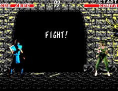 Mortal Kombat - Master System - 1993