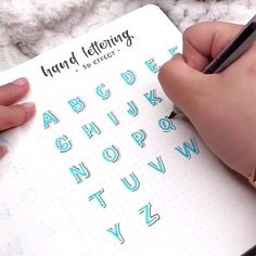 uch a cute way to make your lettering pop by our friend 💕 Drop shadows are definitely a must! Bullet Journal Banner, Bullet Journal Writing, Bullet Journal Notes, Bullet Journal Aesthetic, Bullet Journal Ideas Pages, Bullet Journal Inspiration, Hand Lettering For Beginners, Hand Lettering Tutorial, Typographie Fonts