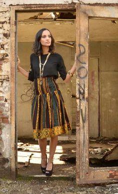 Sokna Mode : création et vente de vêtements ethniques wax