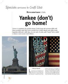 Speciale Craft Usa , Yankee (don't go home!) #ilmondodellabirra #craftbeer