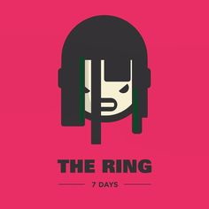 The Ring - 7 Days 1 Movie 1 Icon 1 Quote: You know the story. I chose a UNIQUE icon for each movie one that makes - in my opinion - the film worth watching Watch this space for more graphics to come. #TheRing #Thriller #phonecall #mistery #horror #7days #Samara #nightmare #movies #icondesign #movieposters #movieicons @designspiration #graphicdesign #design #visualdesign #illustration #films #logodesign #iconic #artwork #iconaday @iconaday #designinspiration @graphicdesignblg #picame #gfxmob…