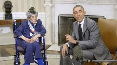 Nation's Oldest Living Veteran dies at 110  http://www.examiner.com/article/oldest-veteran-dies-at-110-after-meeting-president-obama-a-month-ago?cid=db_articles