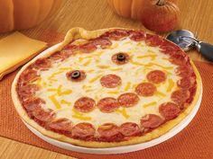 ~Halloween Pizza~