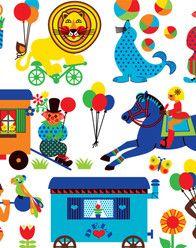 ByGraziela Poster Cirkus