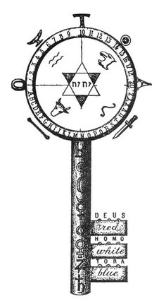 The Absolute Key to Occult Science - Tarot of the Bohemian