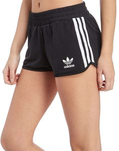 ADIDAS Women's Shoes - adidas Originals Mesh Shorts - Shop online voor adidas Originals Mesh Shorts met JD Sports, the UKs leading sports fashion retailer. - Find deals and best selling products for adidas Shoes for Women Sport Fashion, Teen Fashion, Fitness Fashion, Fashion Outfits, Fitness Style, Fitness Outfits, Fashion Shirts, Fitness Gifts, Shorts Adidas