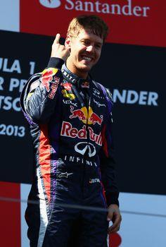 Sebastian Vettel - F1 Grand Prix of Germany