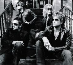 Listen to music from Bon Jovi like Livin' on a Prayer, You Give Love a Bad Name & more. Find the latest tracks, albums, and images from Bon Jovi. Jon Bon Jovi, Foo Fighters, Aerosmith, Radiohead, Green Day, Great Bands, Cool Bands, Music Is Life, My Music
