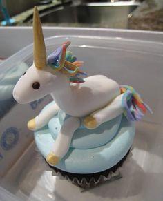 Just a few Unicorn Cupcakes