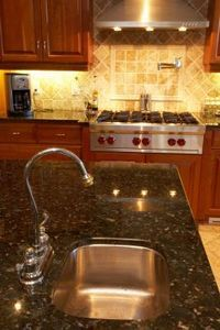 Builder Grade Oak Cabinets Refinished Converted From