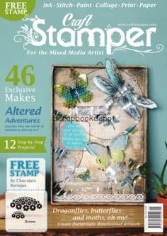 Craft Stamper May 2016