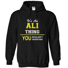 ALI-the-awesome - #hoodie #sweatshirt cutting. GET IT => https://www.sunfrog.com/LifeStyle/ALI-the-awesome-Black-65587379-Hoodie.html?68278