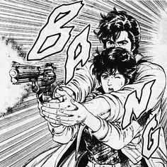 City Hunter - Ryo & Kaori