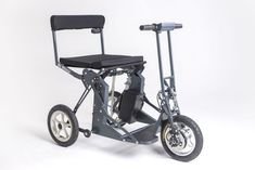 2019 The Lightweight Scooters – Topbest Electric Tricycle, Electric Scooter, Electric Motor, Electric Cars, Electric Vehicle, Car Boot, 3d Printing, Architecture, Stuff To Buy