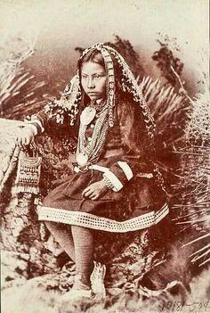 Cherokee girl