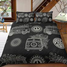 3D Ancient Architecture Buddha Statue Bedding Set Duvet//Quilt Cover Pillowcases