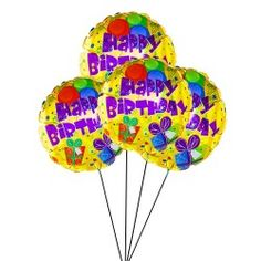Happy Birthday Balloon Delivery UK