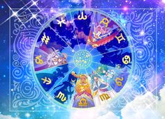 ― star☆twinkle precure 「There are lots of new information today ⬇ Some gorgeous 12 constellation dress visuals have been…」 Eight Movie, Nine Movie, Evee Evolution, Two Movies, Glitter Force, Pretty Cure, Don't Give Up, Twinkle Twinkle