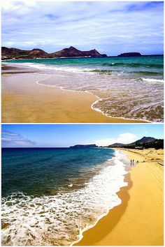 Praia de Porto Santo - Ilha de Porto Santo, Madeira
