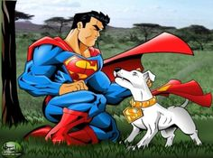 Superman & Krypto ®