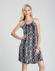 Printed trapeze tunic dress Dress Clothes For Women, Dress Outfits, Dresses, Tunic, Printed, How To Wear, Fashion, Vestidos, Moda