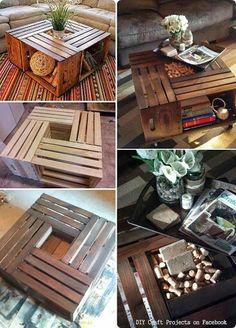 A gr8 idea 4 crates~