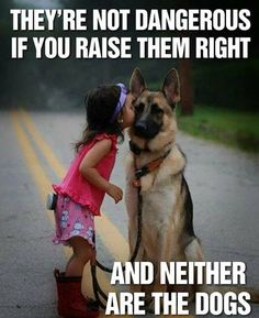 So true I love all of my German shepherds