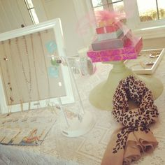 Gorgeous Stella & Dot Display