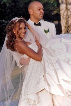 Tamar Braxton Wedding Dress