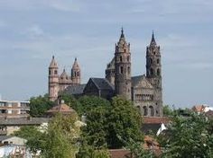 You can study at Worms University of Applied Sciences in Worms, Germany!  Worms is one of the three oldest cities in all of Deutschland!