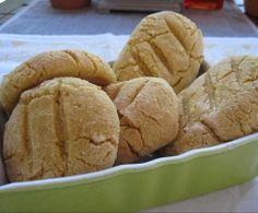 Pão de milho e batata doce sem gluten... bimby